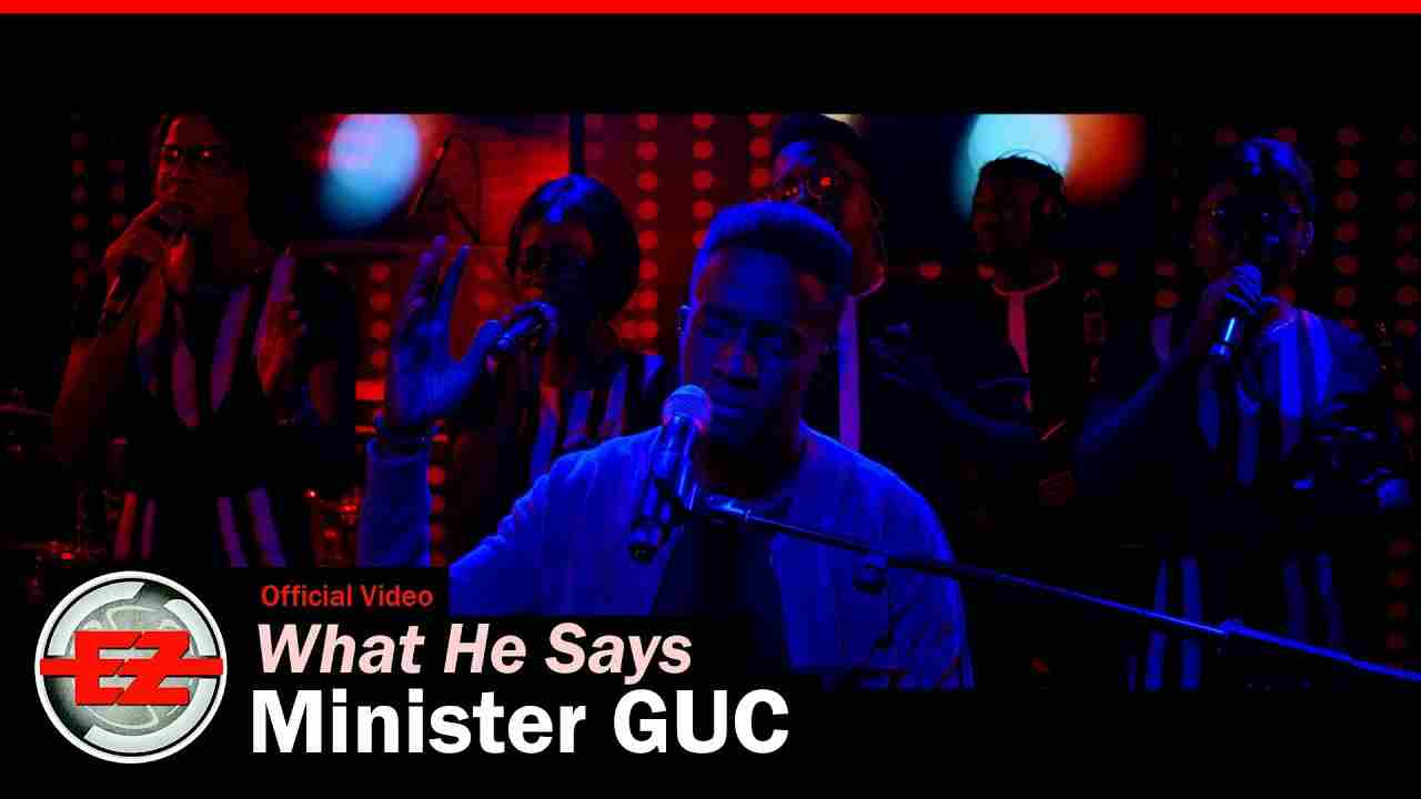 GUC - What He Says (Official Video)