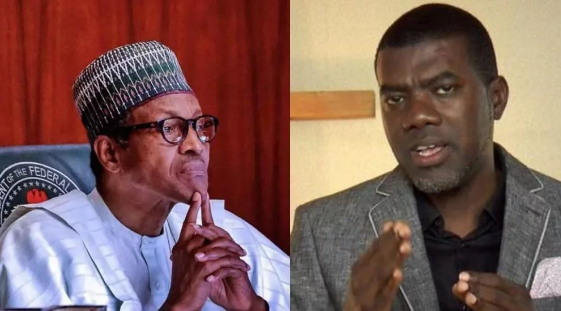 Half bread, better than none – Omokri commends Buhari on sack of Service Chiefs