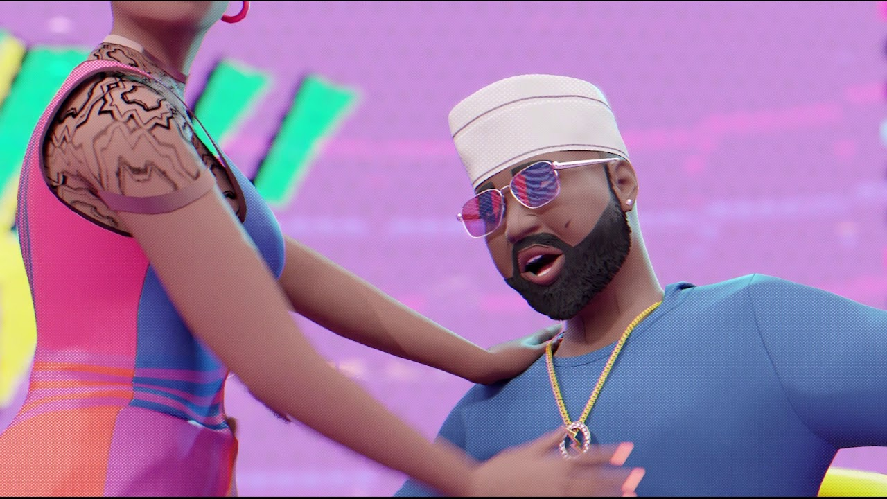 HarrySong Ft. Davido - Bum Bum Bum (Animation Video)