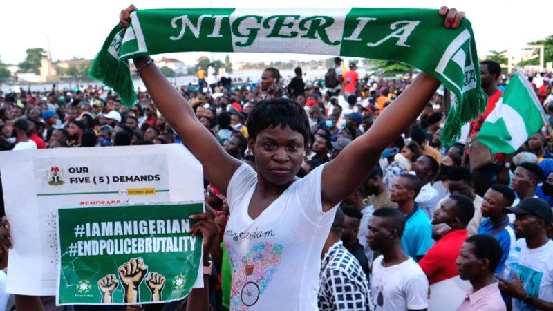 How the End Sars Protests have changed Nigeria forever