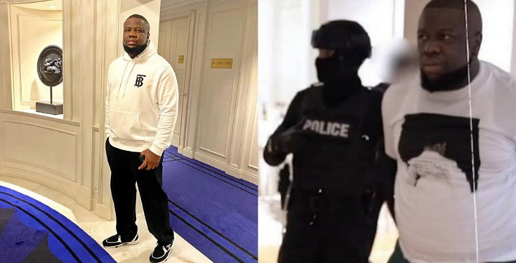 Hushpuppi makes first Court Appearance in the U.S, Faces up to 20 Years Jail Term