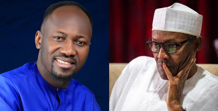 """I can confidently say We don't have a President"" - Apostle Johnson Suleman"