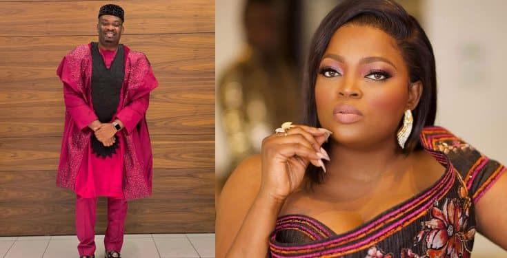 'I have more Respect for you After Making a Mistake' - Don Jazzy tells Funke Akindele