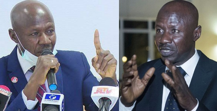 """I Have Never Received Bribe All My Life"" - Suspended EFCC Boss, Magu"