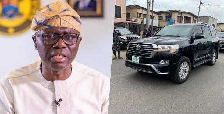 I have not Purchased any Official Vehicle for Myself - Governor Sanwo-Olu