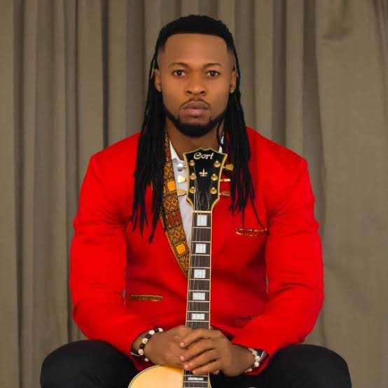 """I Lost My Virginity At 24"" – Singer Flavour Reveals"