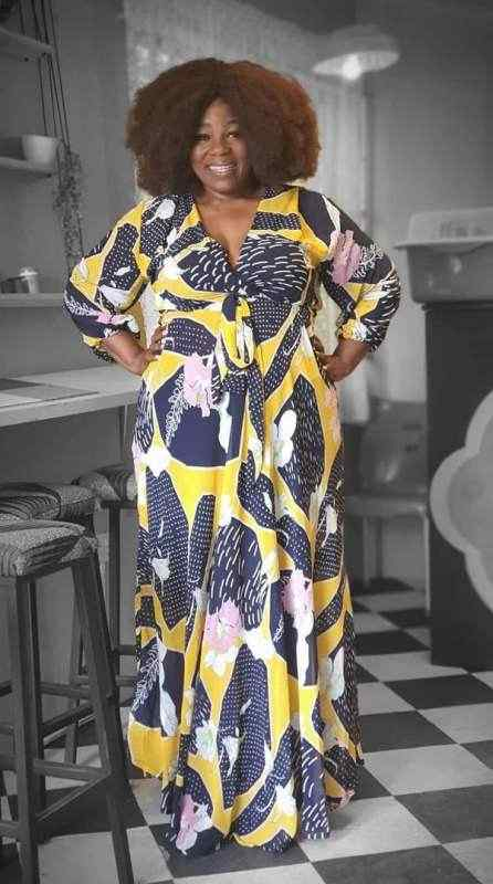"""I miss my daughter"" - Actress, Ada Ameh weeps over loss of only child"