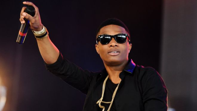 I Paid 140 Thousand Per Day For 2 Years To Get Nigerian Food In Los Angeles, US - Wizkid