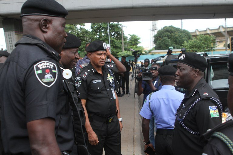 I Permitted My Wife To Go And Protest, I Earn N64,000, Bought My Uniform – Policeman Opens Up