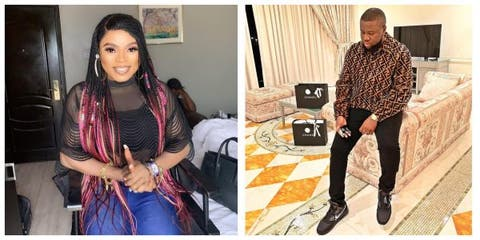 I stand with Hushpuppi - Bobrisky blasts
