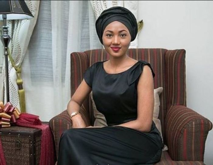I Understand People's Anger, It's Really Embarrassing What's Happening – Buhari's Daughter, Zahra Reveals