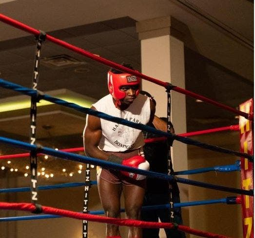 I want to represent Nigeria in int'l events, says Bola, Nigerian-born US-based boxer