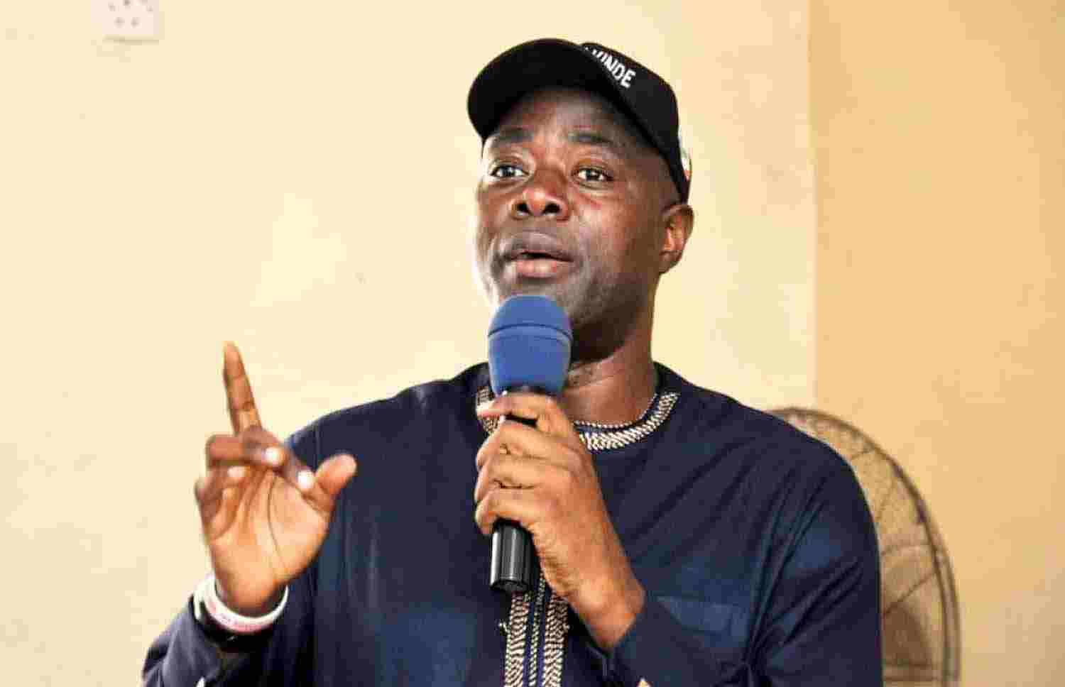 Local Government Election: Don't take electorate for granted - Makinde warns PDP candidates