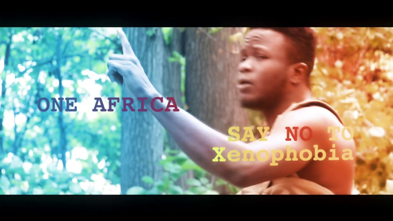 IDKAH - Say No To Xenophobia (Official Video)