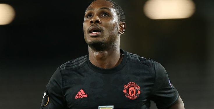 Ighalo Names 3 Teammates Who have Helped him Settle at United