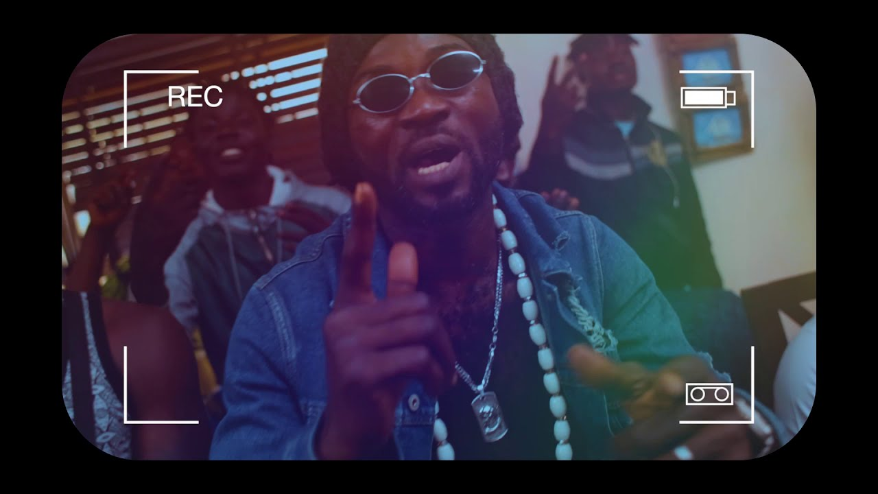 Ijoba Ghurumonguzu - Alaanu Ft. Danny S (Official Video)