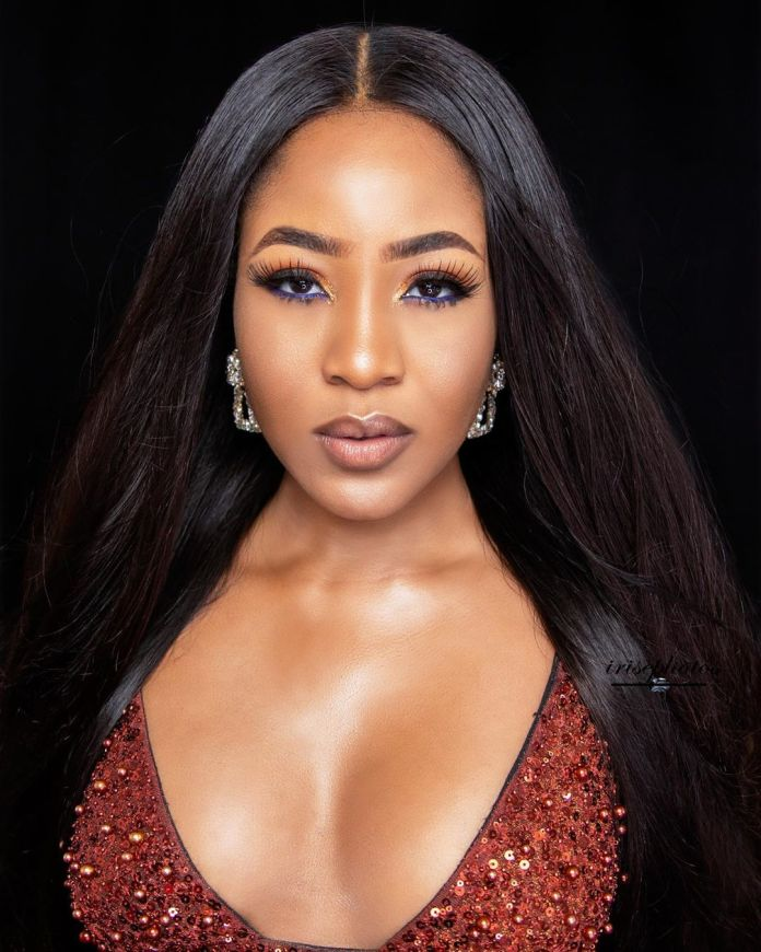 'I'm The Literal Meaning Of My Names', Says Erica As She Shares Stunning Photos