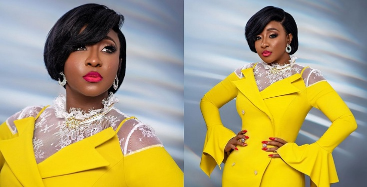 Ini Edo Bags Endorsement With American NGO As Ambassador For Women Empowerment