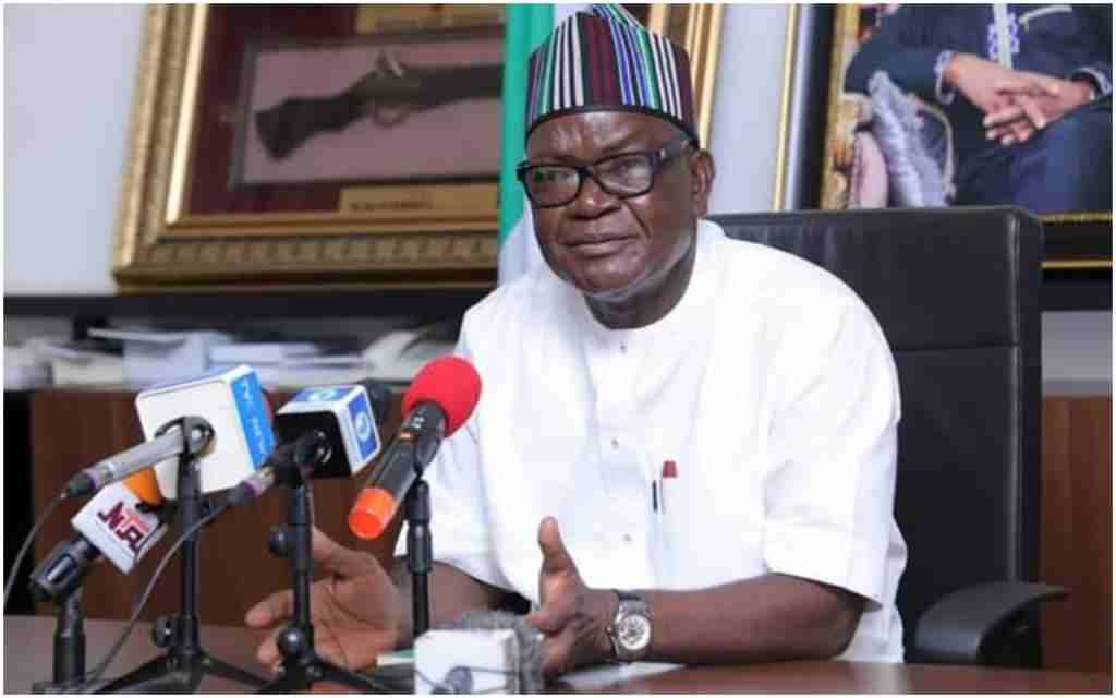 Insecurity: Gov Ortom calls for air patrols in Benue
