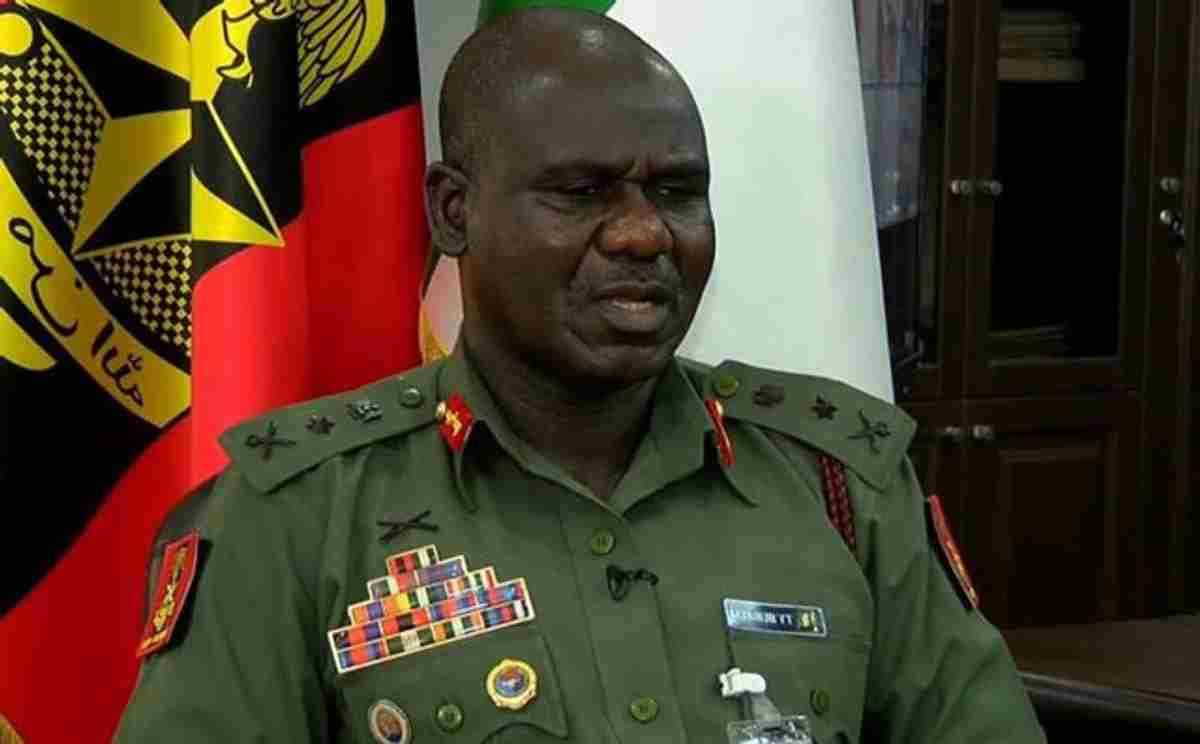 Insecurity: I was ambushed 3 times by Boko haram, Nigerians don't appreciate - Buratai