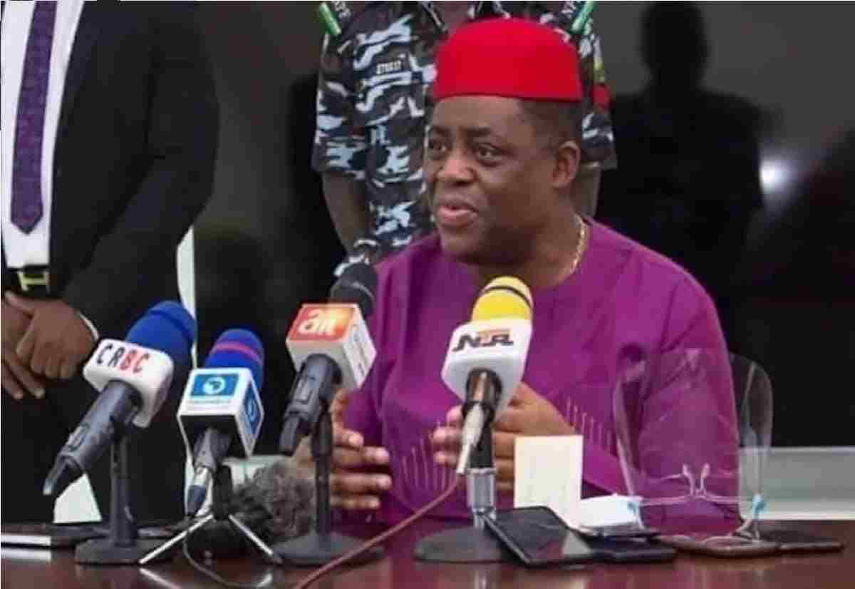 Insecurity: Nigeria facing brutal, Bloody civil War - Fani-Kayode warns