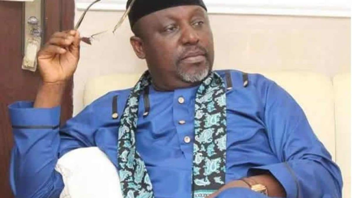 Insecurity: Sack everyone working with you, End Insult on Nigeria - Okorocha tells Buhari