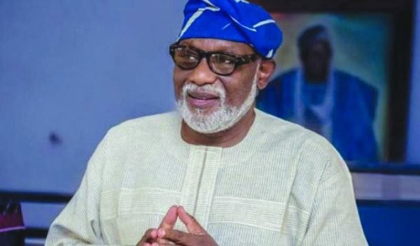 Insecurity: Sunday Igboho Is A Child Of Circumstance – Akeredolu