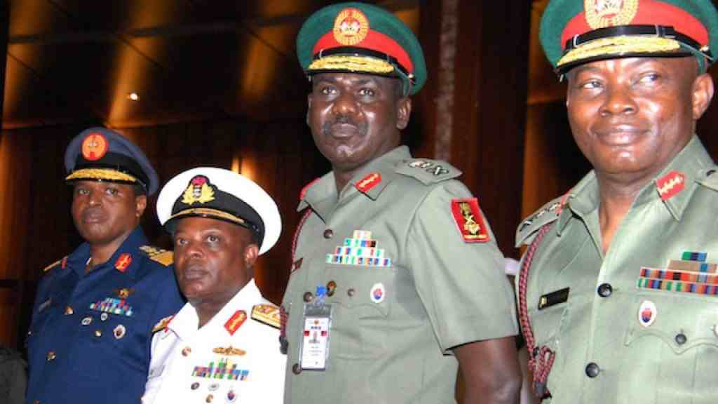 Insecurity: Why we couldn't defeat Boko Haram - Ex-Service Chiefs