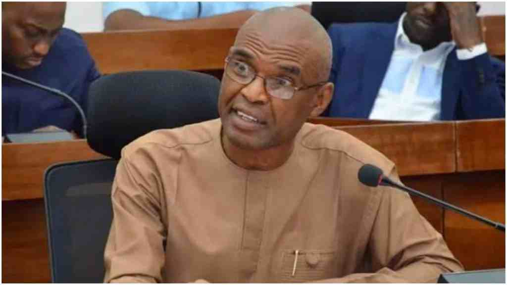 Internal crisis: Abia lawmaker, Mike Ukoha dumps APGA