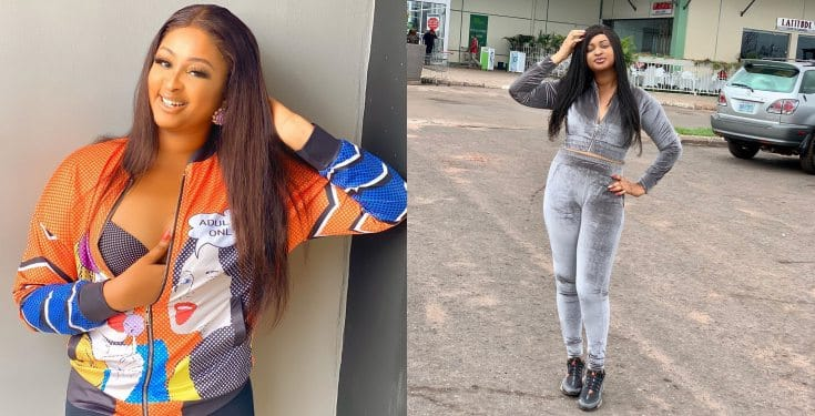 Internet Fraudsters are to be Arrested With their Girlfriends - Actress Etinosa (Watch Video)