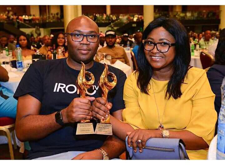 IROKOtv Boss, Wife Contract COVID-19