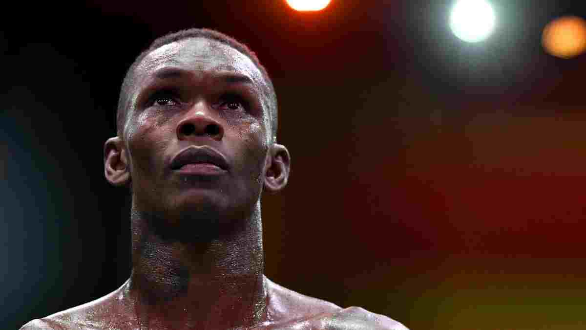 Israel Adesanya dropped by BMW over Rape comments to Rival, Kevin Holland