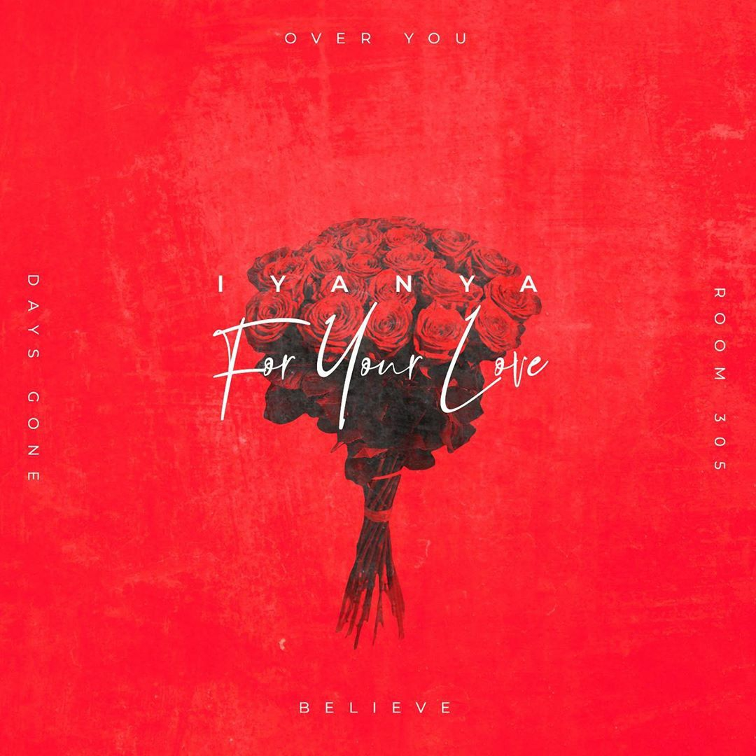 Iyanya - For Your Love (EP)