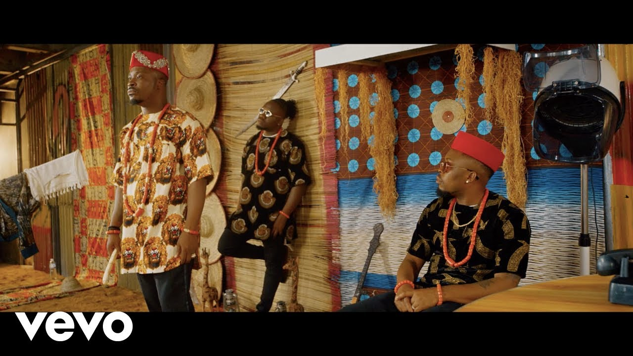 Jaywon - Inside Life Ft. Umu Obiligbo (Official Video)