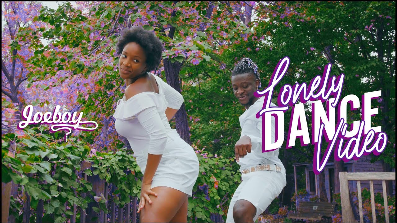 Joeboy - Lonely (Dance Video)