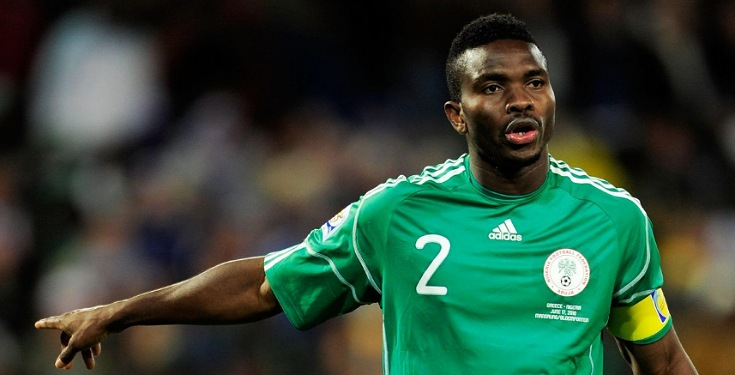 Joseph Yobo reveals what he is bringing to the Super Eagles in his New Role
