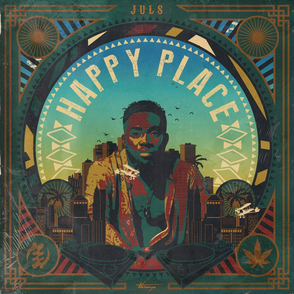 Juls - Happy Place (EP)