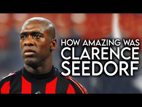 Just how GOOD was Clarence Seedorf Actually?