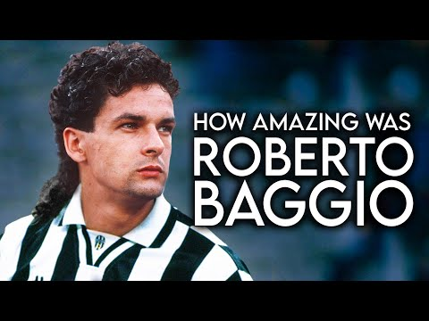 Just how GOOD was Roberto Baggio Actually?