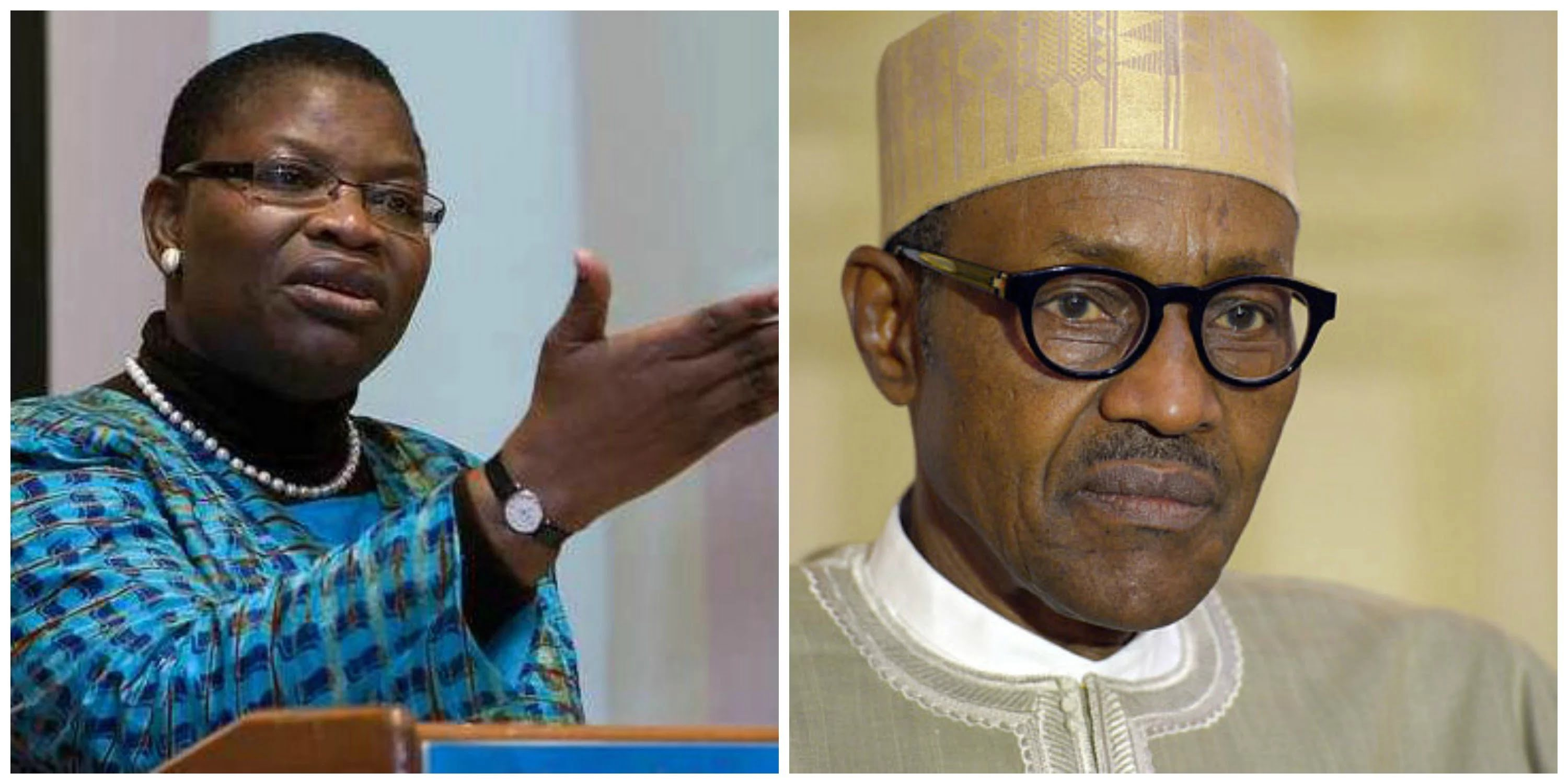 Kankara: Leave your cows, Seek US support - Ezekwesili attacks Buhari