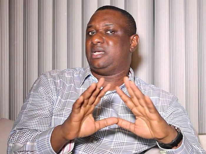 "Keyamo Reacts As Police Arrest Videographer Behind ""End Sars"" Campaign"