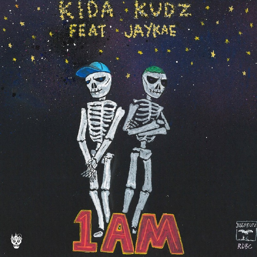 Kida Kudz Ft. Jaykae - 1AM