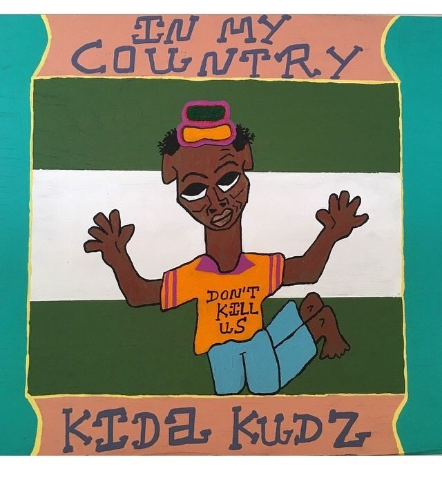 Kida Kudz - My Country