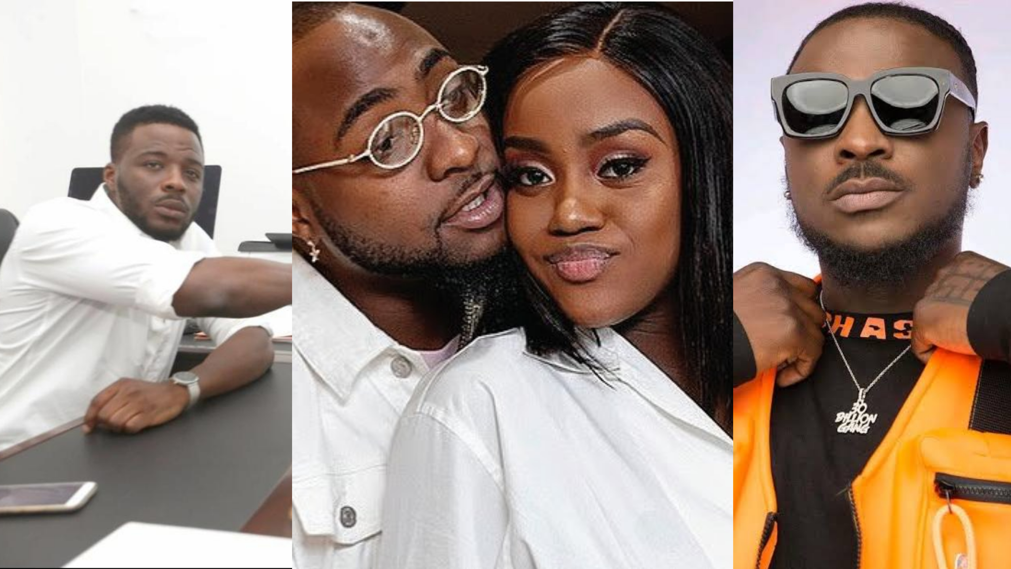 King Patrick rented a N3Million Apartment for Peruzzi and Chioma - Kemi Olunloyo