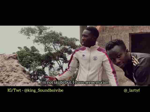 King SoundBoi Ft. Lartyf - Billing Gone Wrong (Viral Video)