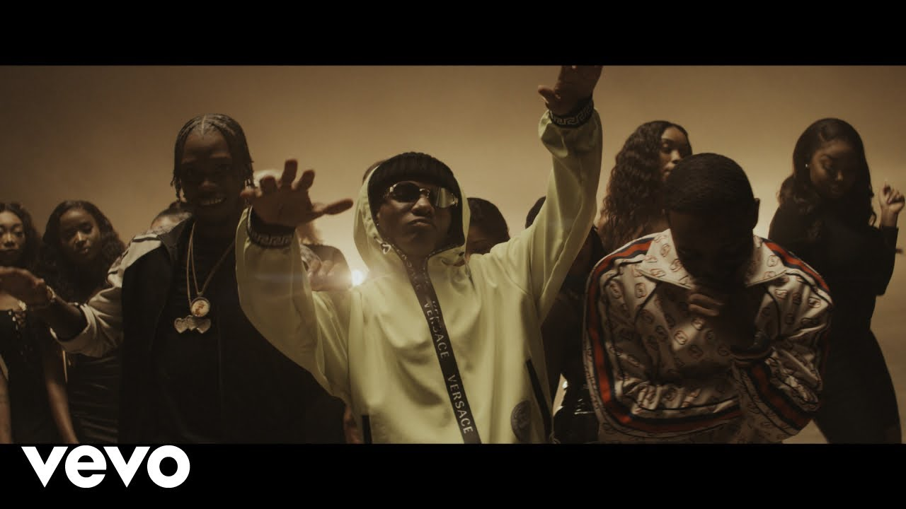 Krept & Konan Ft. Wizkid - G Love (Official Video)