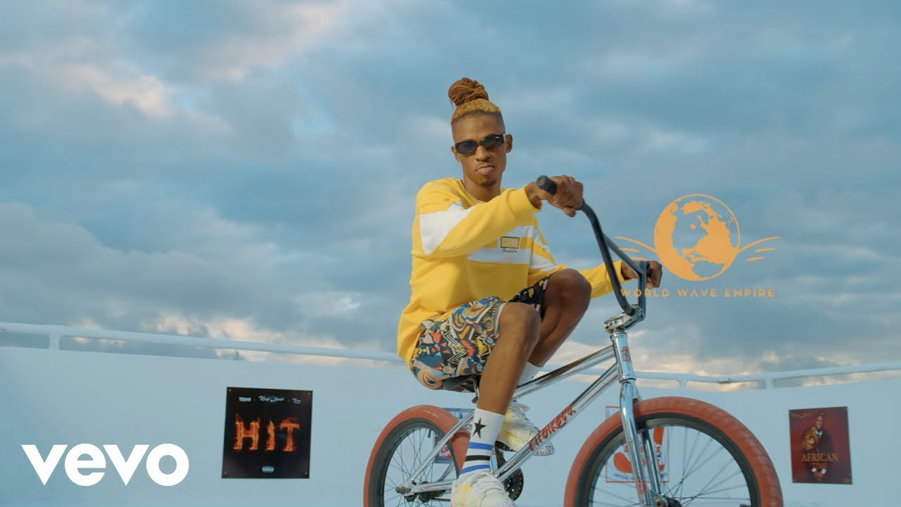 VIDEO!: Krizbeatz Ft. Tekno & Teni - HIT (ADM Remix)