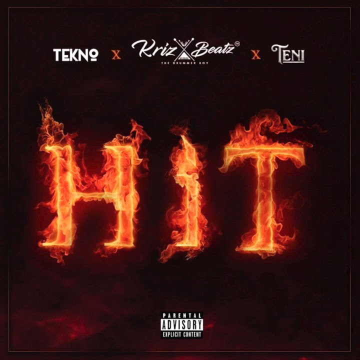 Krizbeatz Ft. Tekno & Teni - Hit