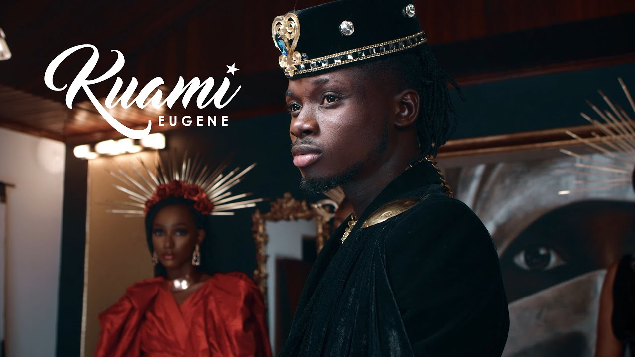Kuami Eugene Ft. Falz - Show Body (Official Video)