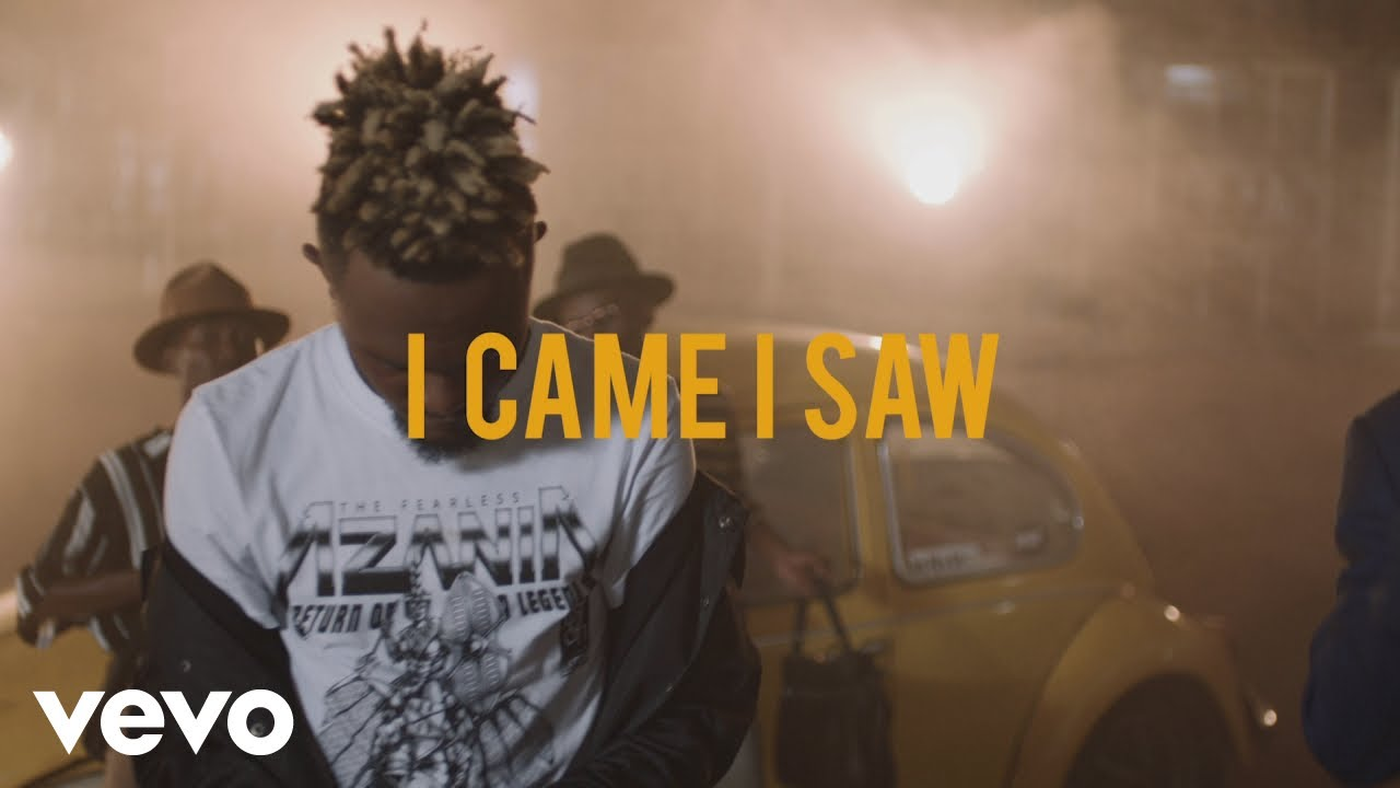 Kwesta Ft. Rick Ross - I Came I Saw (Official Video)